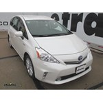 Trailer Wiring Harness Installation - 2014 Toyota Prius V