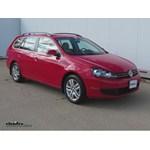 Trailer Wiring Harness Installation - 2014 Volkswagen Jetta Sportwagen