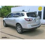 Hopkins Plug-In Simple Vehicle Wiring Harness Installation - 2015 Chevrolet Traverse