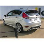Trailer Wiring Harness Installation - 2015 Ford Fiesta