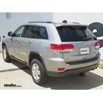 Trailer Wiring Harness Installation - 2015 Jeep Grand Cherokee