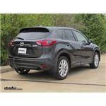 Trailer Wiring Harness Installation - 2015 Mazda CX-5