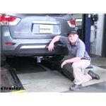 Tekonsha T-One Vehicle Wiring Harness Installation - 2015 Nissan Pathfinder