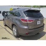 Trailer Wiring Harness Installation - 2015 Toyota Highlander
