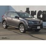 Tow Ready Trailer Wiring Harness Installation - 2015 Toyota RAV4