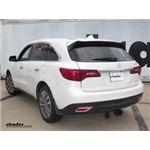 Trailer Wiring Harness Installation - 2016 Acura MDX