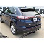 Trailer Wiring Harness Installation - 2016 Ford Edge