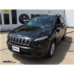 Trailer Wiring Harness Installation - 2016 Jeep Cherokee