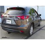 Trailer Wiring Harness Installation - 2016 Mazda CX-5