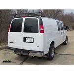 Trailer Wiring Harness Installation - 2017 Chevrolet Express Van