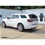 Trailer Wiring Harness Installation - 2017 Dodge Durango