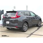 T-One Vehicle Wiring Harness Installation - 2017 Honda CR-V