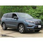 Trailer Wiring Harness Installation - 2017 Honda Pilot