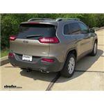 Trailer Wiring Harness Installation - 2017 Jeep Cherokee