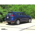 Trailer Wiring Harness Installation - 2017 Nissan Rogue