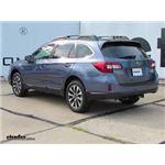 Hopkins Trailer Wiring Harness Installation - 2017 Subaru Outback Wagon