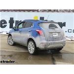 Tekonsha T-One Vehicle Wiring Harness Installation - 2018 Buick Encore