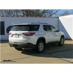 T-One Vehicle Wiring Harness Installation - 2018 Chevrolet Traverse