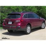 Hopkins Trailer Wiring Harness Installation - 2018 Subaru Outback Wagon