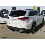 Trailer Wiring Harness Installation - 2018 Toyota Highlander