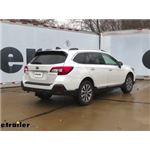 Hopkins Trailer Wiring Harness Installation - 2019 Subaru Outback Wagon
