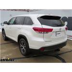 Tekonsha T-One Vehicle Wiring Harness Installation - 2019 Toyota Highlander