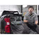 Hopkins Trailer Wiring Harness Installation - 2020 Chevrolet Silverado 3500