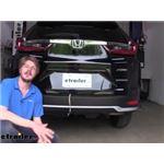 Curt T-Connector Vehicle Wiring Harness Installation - 2021 Honda CR-V