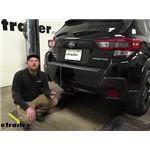 Tekonsha T-One Vehicle Wiring Harness Installation - 2021 Subaru Crosstrek