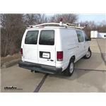 Tekonsha 4-Pole Vehicle End Installation - 2011 Ford Van