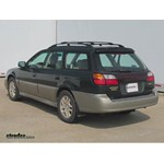 Trailer Wiring Harness Installation - 2000 Subaru Outback Wagon