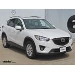 Trailer Wiring Harness Installation - 2014 Mazda CX-5