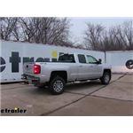 Truck Bed Cargo Camera Installation - 2016 Chevrolet Silverado 2500
