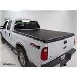 TruXedo TruXport Soft Roll-Up Tonneau Cover Installation - 2012 Ford F-250