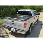 TruXedo TruXport Soft Roll-Up Tonneau Cover Installation - 2013 Ford F-150