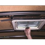 Ventline Replacement Operator for Trailer Roof Vent Installation