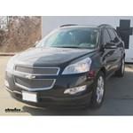 WeatherTech Rear Floor Liner Review - 2011 Chevrolet Traverse