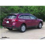 Weathertech Air Deflector Installation - 2018 Subaru Outback Wagon