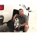 WeatherTech Easy-Install No-Drill Mud Flaps Installation - 2017 Chevrolet Silverado 2500