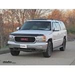 WeatherTech Front Mud Flap Installation - 2001 GMC Yukon XL