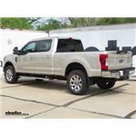 WeatherTech Rear Flaps Installation - 2017 Ford F-250