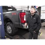 WeatherTech Front and Rear Mud Flaps Installation - 2019 Ford F-350 Super Duty