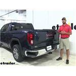 WeatherTech Under Seat Truck Storage Box Review - 2019 GMC Sierra 1500