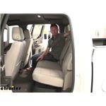 WeatherTech Under Seat Truck Storage Box Review - 2020 Chevrolet Silverado 1500