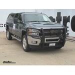 Westin HDX Grille Guard Installation - 2014 Chevrolet Silverado 2500