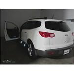 Westin Sure Grip Running Board LED Light Kit Installation - 2012 Chevrolet Traverse