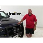Westin Off-Road Driving Lights Installation - 2019 Toyota 4Runner