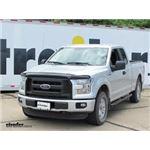 Westin PRO TRAXX Oval Nerf Bars Installation - 2015 Ford F-150