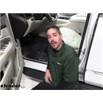Westin Sure-Fit Front Floor Liners Review - 2016 Cadillac Escalade