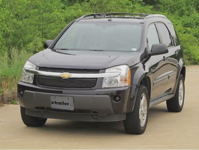 2006 Chevrolet Equinox Custom Fit Vehicle Wiring